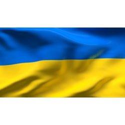 Ukrajna zászló