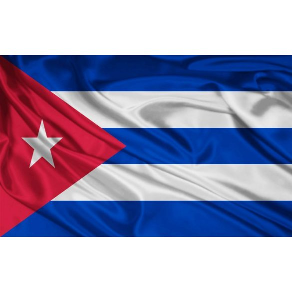 Kuba zászló