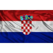 Horvátország zászló