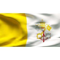Vatikán zászló