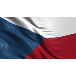 Csehország zászló