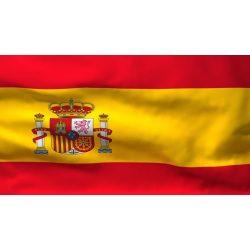 Spanyolország zászló