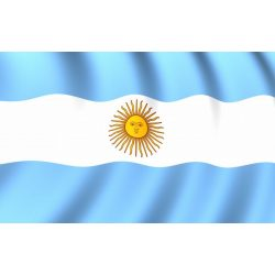 Argentína zászló