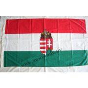 Magyarország címeres zászló
