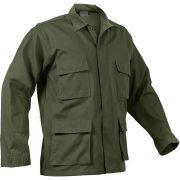 M-Tramp BDU field jacket - green S