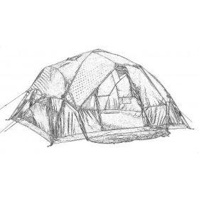 Randonnée, camping