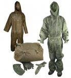 Vegyvédelmi ruházat