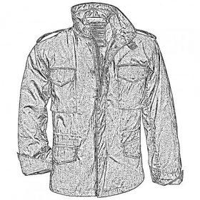 Kabáty, bundy, blúzy